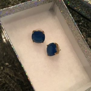 Kate Spade Blue Earrings